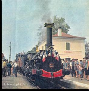 Le train du Centenaire