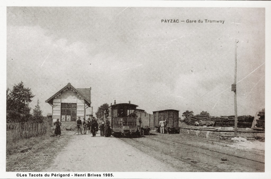 Gare Payzac